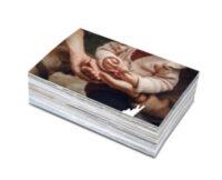 Impresión copia 15x20 en el acto