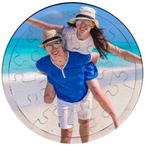 Rompecabezas circular 23 piezas