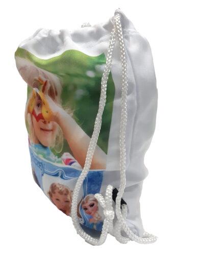 Mochila merinera para niños personalizada