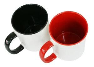 Pareja de tazas para desayuno/merienda